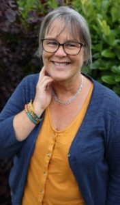 Pam Lawrence MBE